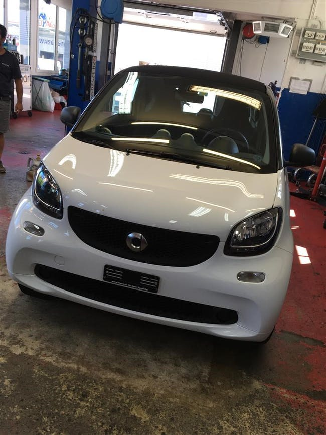 saloon Smart Fortwo fortwo