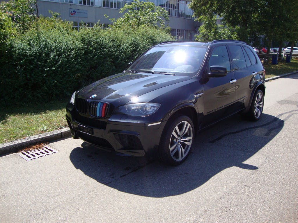 suv BMW X5 xDrive M Steptronic