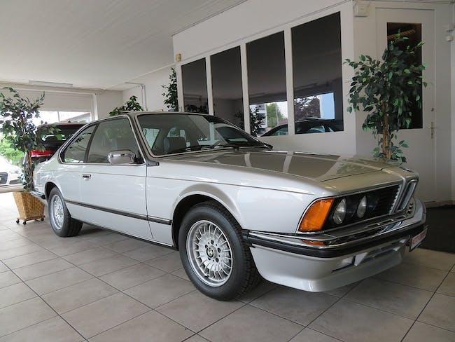 coupe BMW 6er 635CSi Coupé Veteran