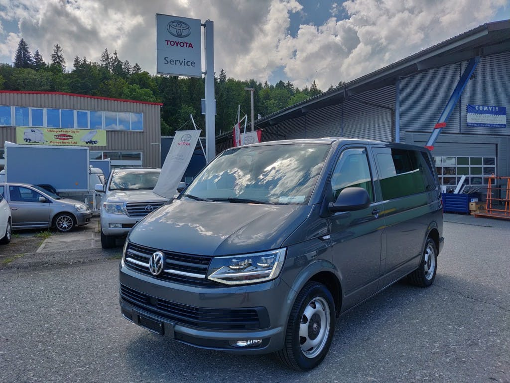 bus VW T6 Multivan 2.0 TDI Trendline 4Motion DSG