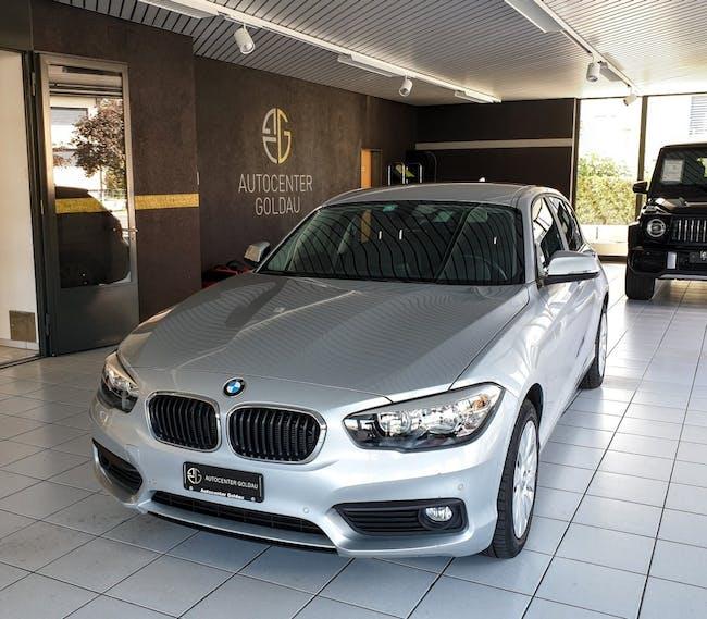 saloon BMW 1er 116d Steptronic