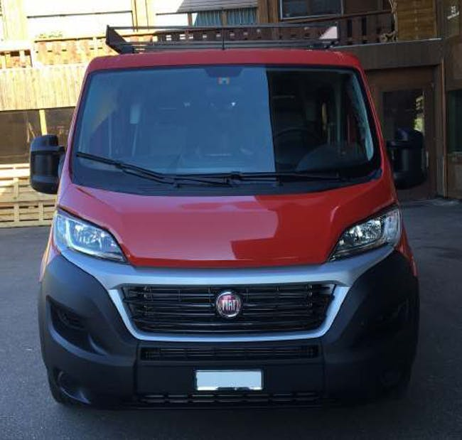 van Fiat Ducato 290 Kaw. DKab. 3300 H1 2.3/130
