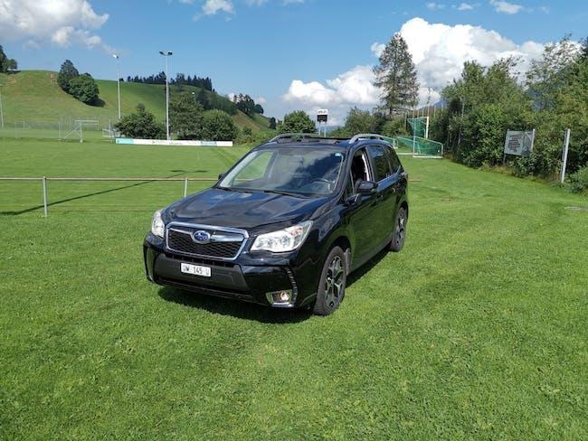 suv Subaru Forester 2.0XT Luxury Lineartronic