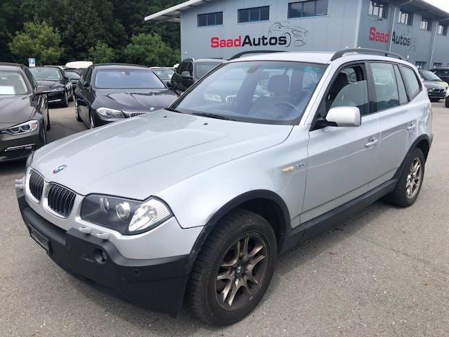 suv BMW X3 3.0d