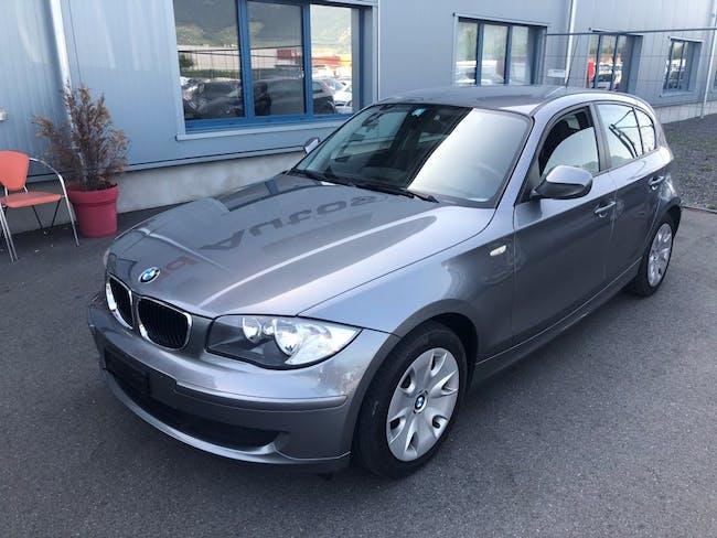saloon BMW 1er 116i