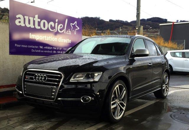 suv Audi SQ5 3.0 BiTDI quattro