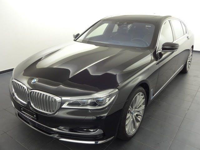 saloon BMW 7er 740Ld xDrive