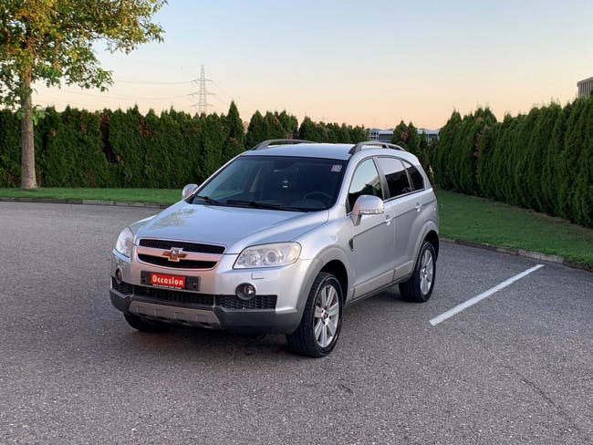 suv Chevrolet Captiva 3.2 V6 LT Executive 4WD Automatic