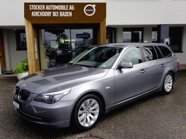 estate BMW 5er 523i Touring