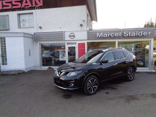 suv Nissan X-Trail 1.6 dCi tekna ALL-MODE 4x4