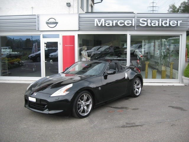 cabriolet Nissan 370 Z Roadster Pack Automatic