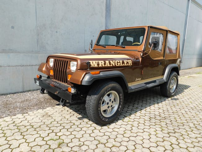 cabriolet Jeep Wrangler ZDR