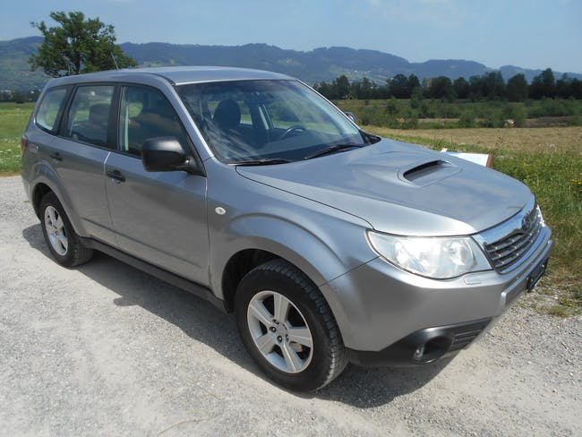 suv Subaru Forester Station 2.0 D X Swiss