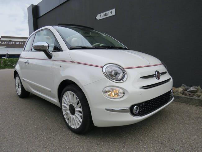 cabriolet Fiat 500 C 0.9 T TwinAir Dolcevita