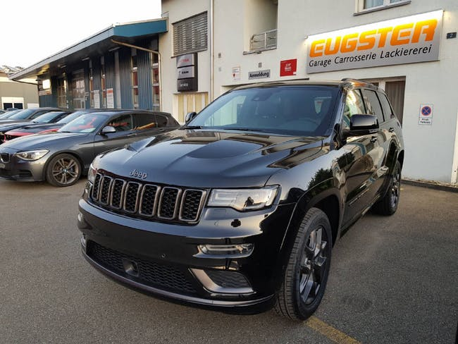 suv Jeep Grand Cherokee 3.0 CRD 250 S-Limited