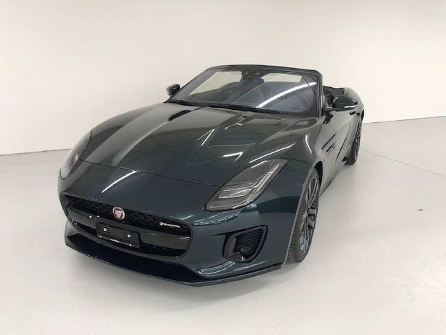 van Jaguar F-Type 2.0 R-Dynamic