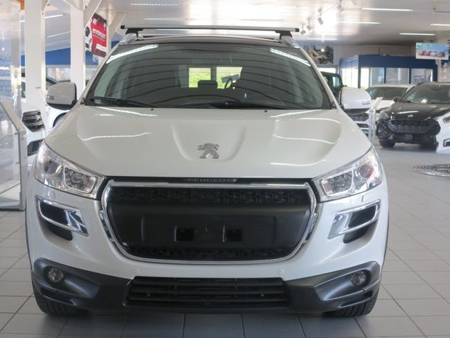 suv Peugeot 4008 1.6 HDi Active 4WD
