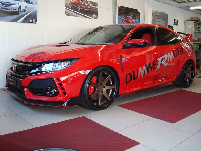 saloon Honda Civic 2.0 VTEC Type R GT