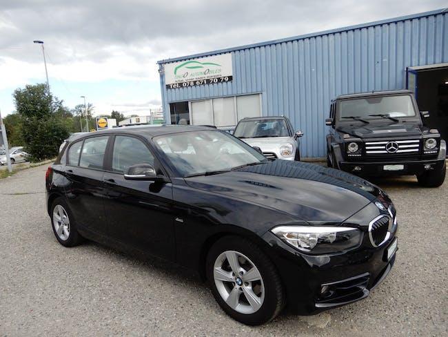 saloon BMW 1er 118i Sport Line Steptronic