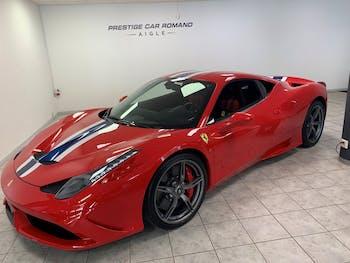 coupe Ferrari 458 Speciale 4.5 V8