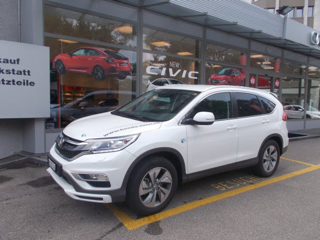 estate Honda CR-V 1.6 i-DTEC Life. 4WD