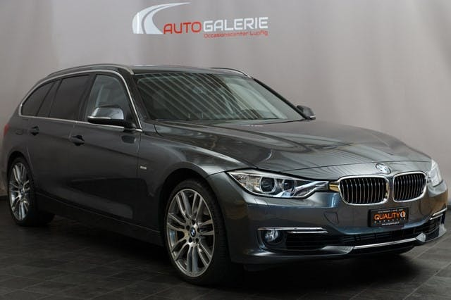 estate BMW 3er 335i xDrive Touring Luxury Line Steptronic