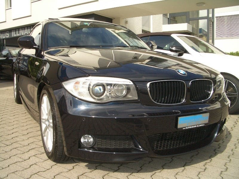 coupe BMW 1er 120i Coupé Steptronic