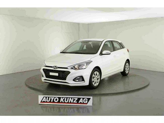 saloon Hyundai i20 1.0 T-GDi Platin Automat 2020