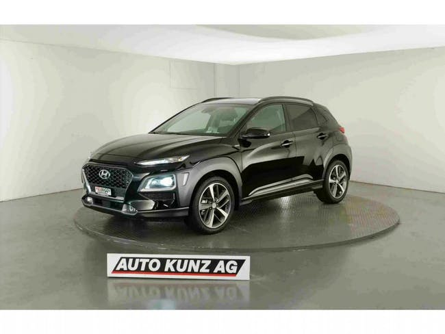 suv Hyundai Kona 1.6 T-GDI Platin Plus 4WD Aut. 2019
