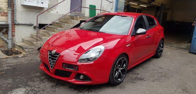 saloon Alfa Romeo Giulietta 1.4 T Sprint