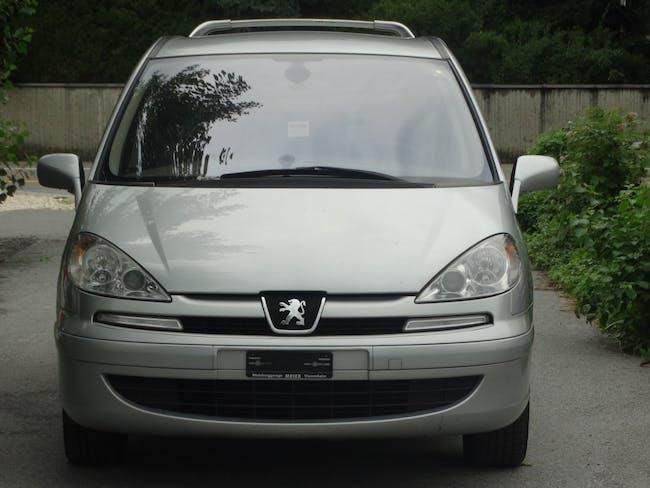 van Peugeot 807 2.2 16V Black&Silver