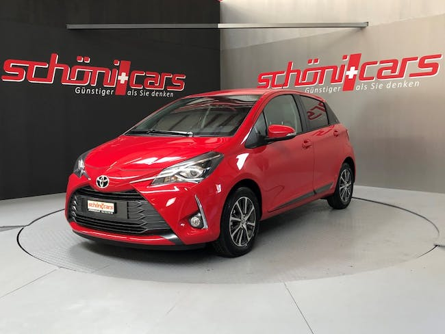 saloon Toyota Yaris 1.5 Trend Y20 & Connect (Car Play)
