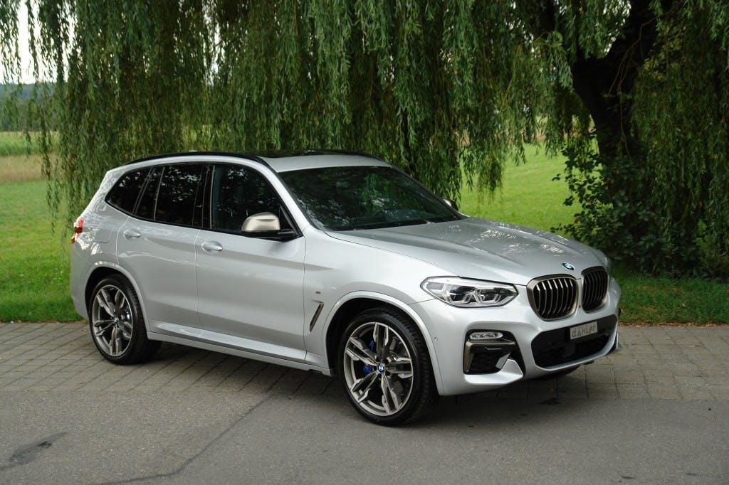 suv BMW X3 xDrive M40i Steptronic