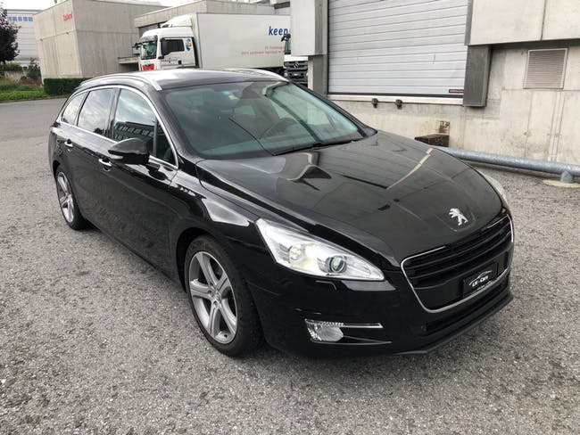 estate Peugeot 508 SW 2.2 HDI GT Automatic