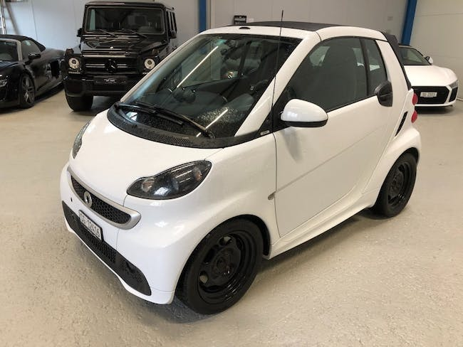 cabriolet Smart Fortwo smart times softouch