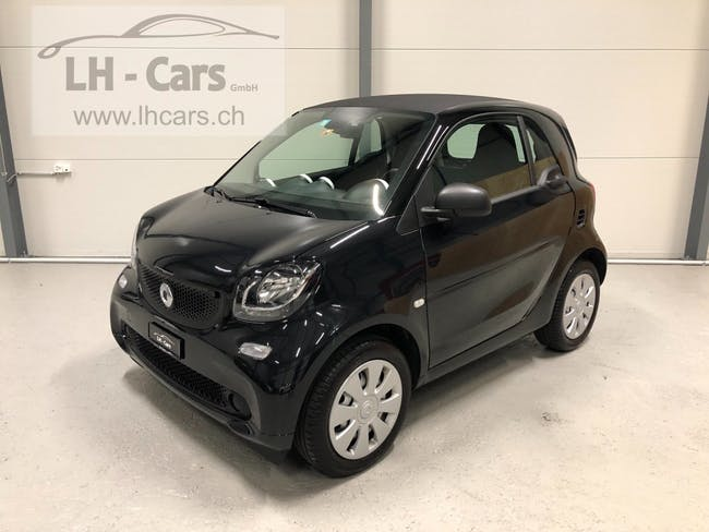 saloon Smart Fortwo cityjoy