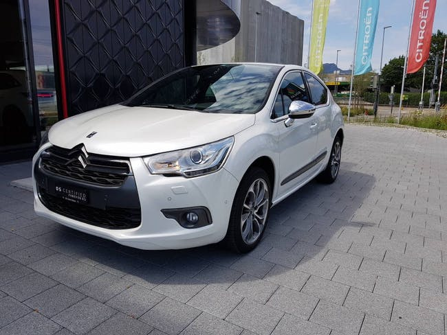 coupe DS Automobiles DS4 2.0 HDi 160