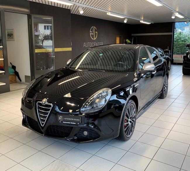 saloon Alfa Romeo Giulietta 1.4 MultiAir Distinctive