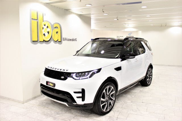 estate Land Rover Discovery 3.0 TD6 HSE Lux