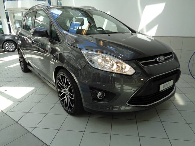 saloon Ford C-Max 2.0 TDCi 115 Family Edition