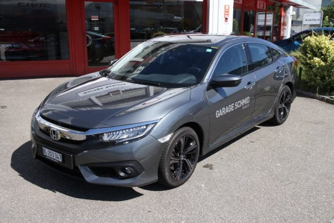 saloon Honda Civic 1.6 i-DTEC Executive Premium