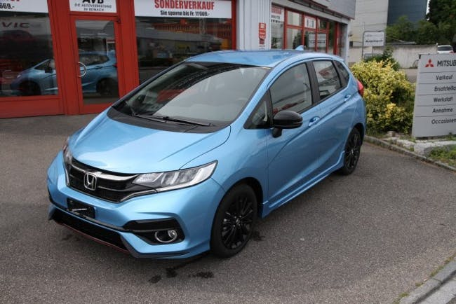 saloon Honda Jazz 1.5i-VTEC Dynamic