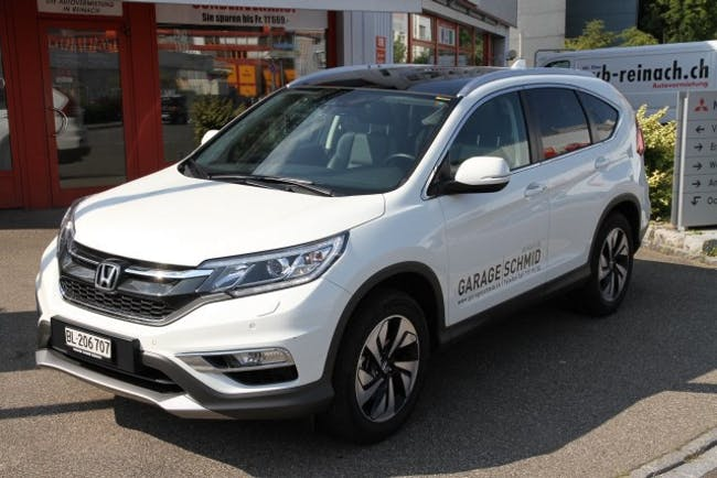 suv Honda CR-V 1.6 i-DTEC Executive 4WD