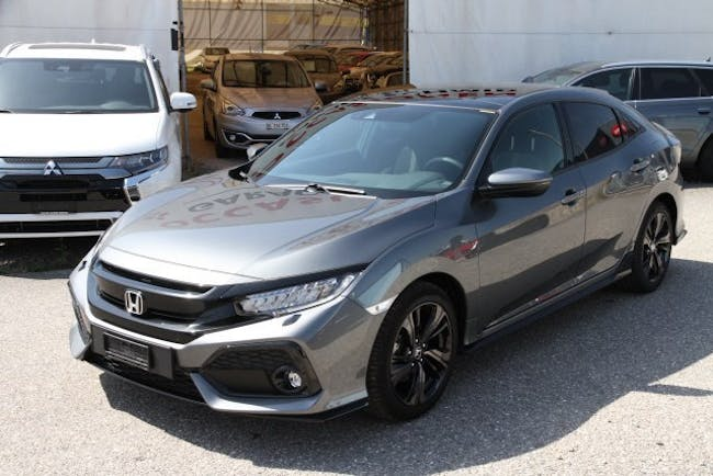 saloon Honda Civic 1.5 VTEC Sport Plus