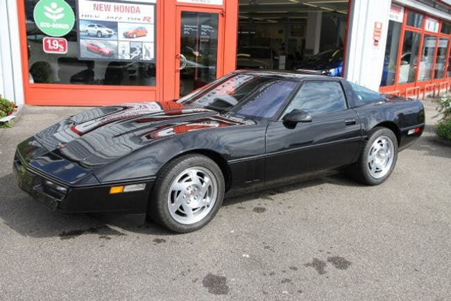 coupe Chevrolet Corvette 5.7 ZR1