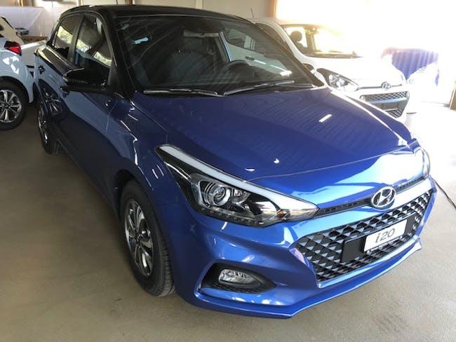 saloon Hyundai i20 1.0 T-GDi Amplia Summer