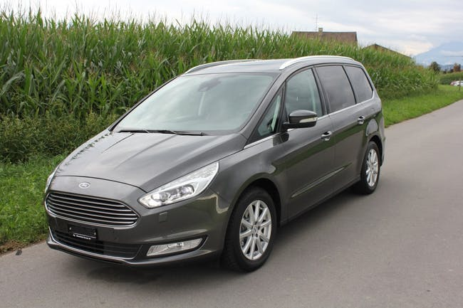 van Ford Galaxy 2.0 TDCi Titanium PowerShift
