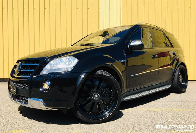 suv Mercedes-Benz M-Klasse ML 63 AMG 4Matic 7G-Tronic
