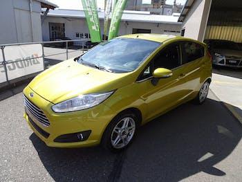 saloon Ford Fiesta 1.0 SCTi Titanium