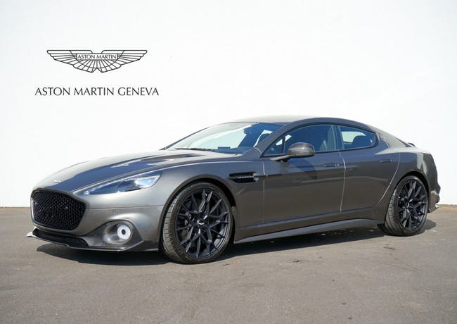 coupe Aston Martin Rapide AMR Limited Edition
